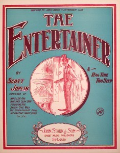 the entertainer classical guitar