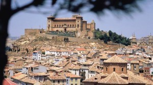 torroba alcaniz castle of spain