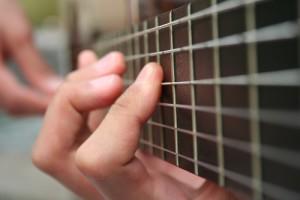 classical guitar mistake