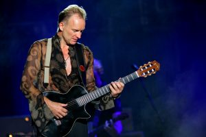 Sting Shape of my Heart - Classical Guitar