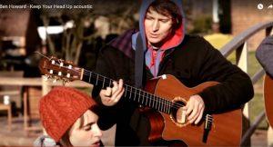 Keep Your Head Up - Ben Howard - Pop Classical Guitar